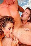 Euro Male Porn Stars in bisexual action - 02