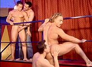 from Clayton gay wrestling vidcaps